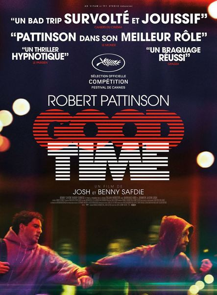 image de couverture de Good time