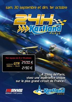 image de couverture de KARTING - 24h Kartland