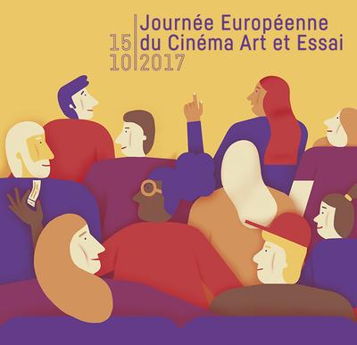 image de couverture de 2de Journée européenne du cinéma Art et Essai
