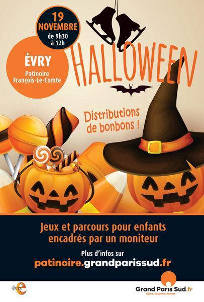 image de couverture de Jardin des Neiges spécial Halloween