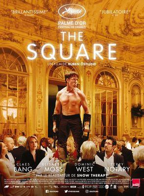 image de couverture de The Square en avant-première aux Cinoches