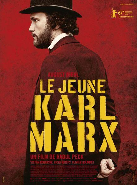 image de couverture de Le jeune Karl Marx
