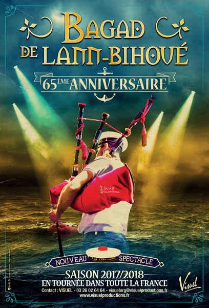 image de couverture de Le Bagad de Lann Bihoué célèbre son 65ème Anniversaire
