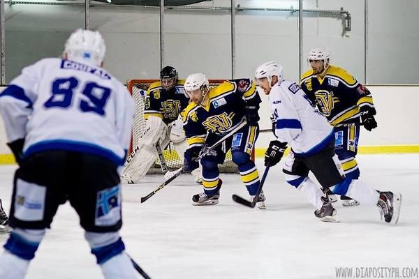 image de couverture de Hockey sur Glace D2 - Evry reçoit Amnéville (57)