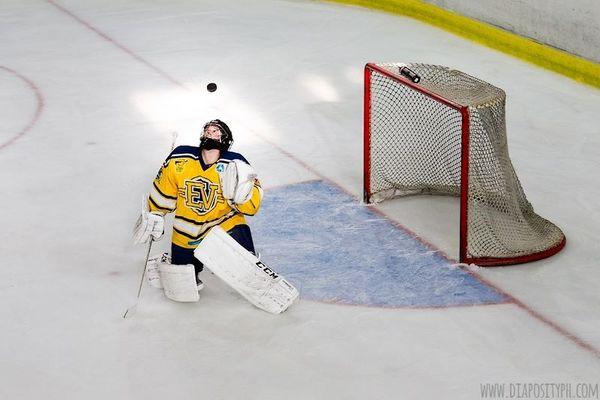 image de couverture de Hockey sur Glace D2 - Evry reçoit Wasquehal (59)