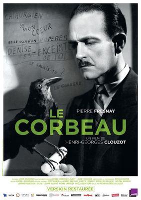 image de couverture de Ciné-club Le Corbeau de Henri-Georges Clouzot