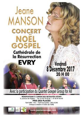 image de couverture de Téléthon 2017 - Concert Gospel Jeane MANSON