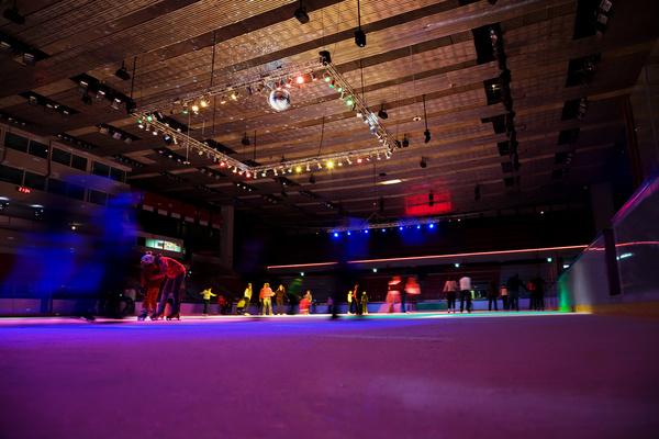 image de couverture de Nuit Téléthon à la patinoire