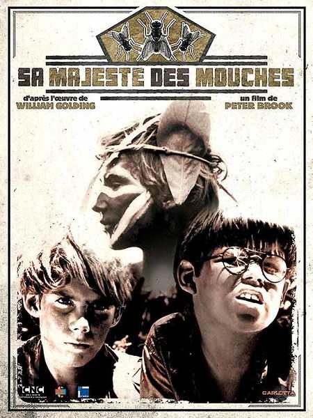 image de couverture de Cycle Les Chefs-d'œuvre du cinéma : projection de Sa Majesté des mouches