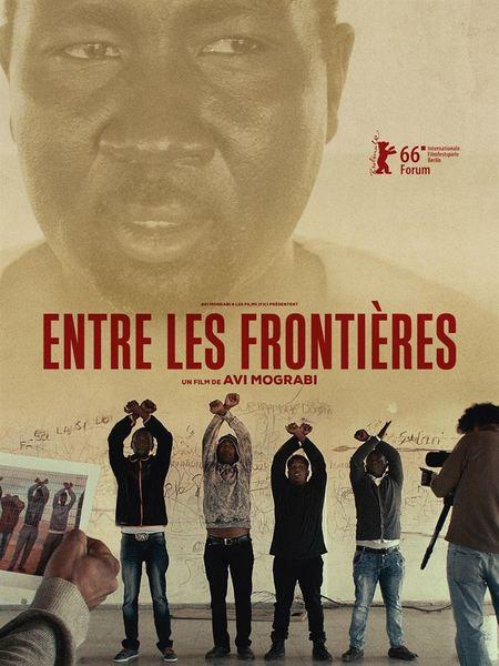 image de couverture de Entre les frontières