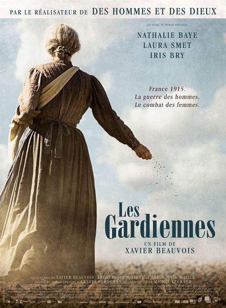 image de couverture de Les Gardiennes