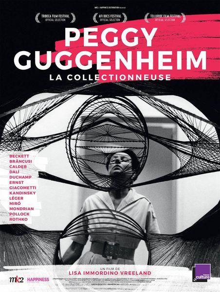 image de couverture de Ciné-club : Peggy Guggenheim, la collectionneuse