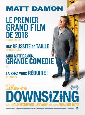 image de couverture de Downsizing