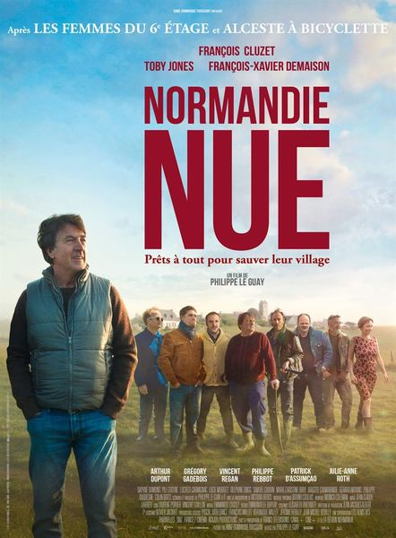 image de couverture de Normandie Nue