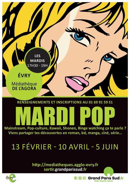 image de couverture de Mardi Pop