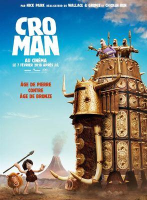 image de couverture de Cro-Man