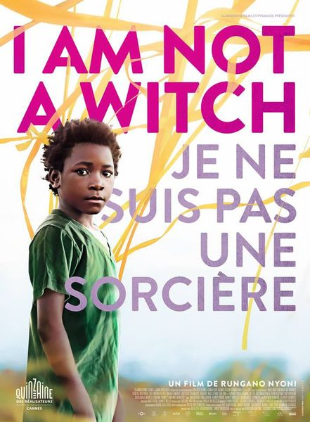 image de couverture de I am not a witch