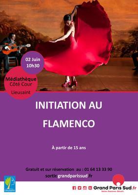 image de couverture de ATELIER DE DANSE FLAMENCO