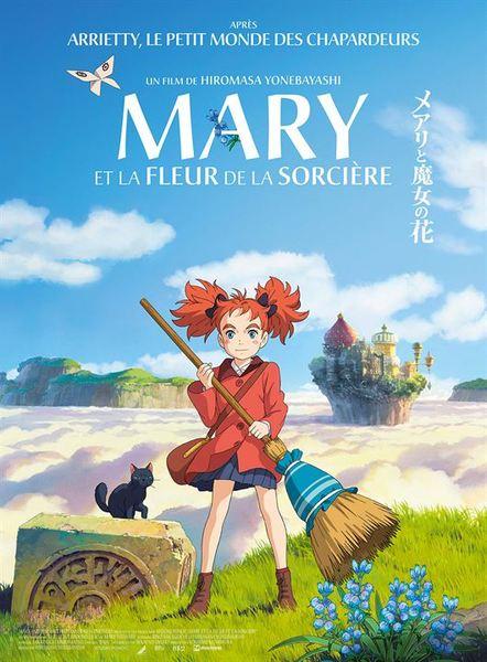 image de couverture de Mary et la fleur de la sorcière