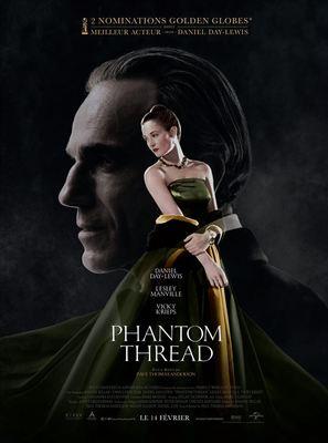 image de couverture de Phantom thread