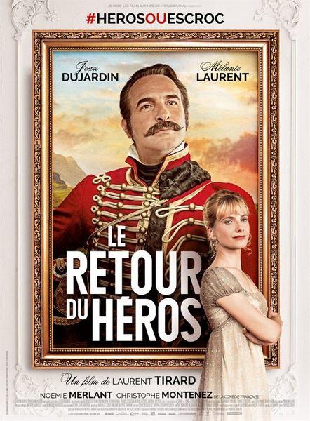 image de couverture de Le retour du héros