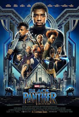 image de couverture de Black Panther