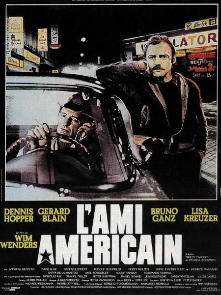 image de couverture de L'ami américain : projection unique + rencontre