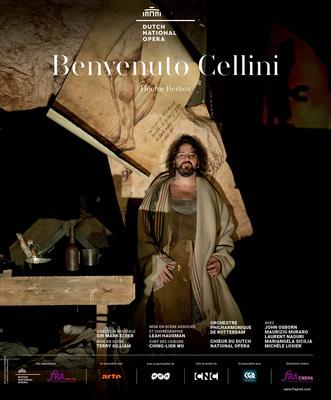 image de couverture de L'Opéra national de Paris aux Cinoches : retransmission en différé de Benvenuto Cellini - Opéra