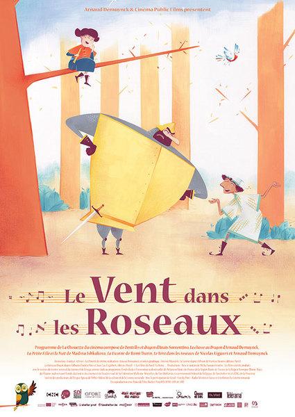 image de couverture de Le vent dans les roseaux – Ciné Concert