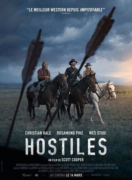 image de couverture de Hostiles