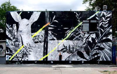 image de couverture de TWOONE : 1er artiste invité du Festival Wall Street Art