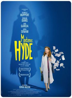 image de couverture de Madame Hyde