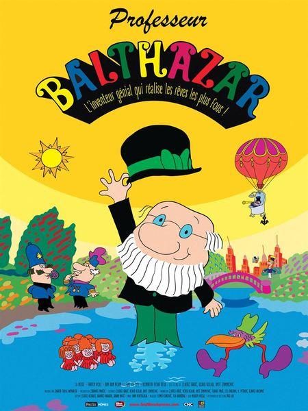 image de couverture de Professeur Balthazar