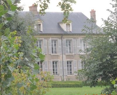 image de couverture de Château de Trousseau