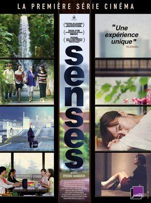 image de couverture de Senses 3, 4 et 5