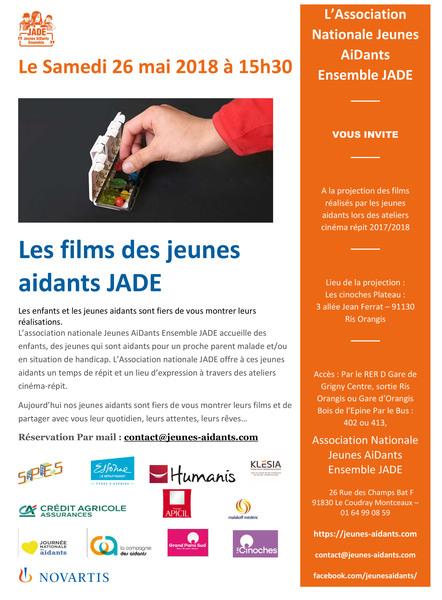 image de couverture de Présentation des ateliers JADE