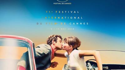 image de couverture de Retransmission en direct de la cérémonie de clôture du 71ème Festival de Cannes