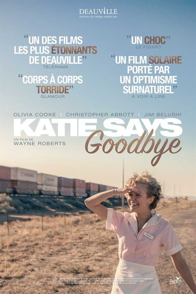 image de couverture de Katie Says Goodbye
