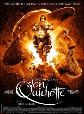 image de couverture de L'homme qui tua Don Quichotte