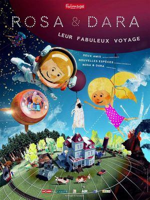 image de couverture de Rosa & Dara : leur fabuleux voyage