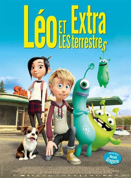 image de couverture de Léo et les extra-terrestres