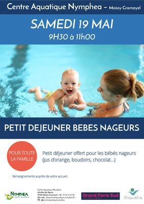image de couverture de Petit-déjeuner bébés nageurs