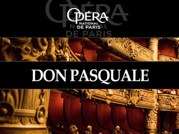 image de couverture de Retransmission de l'Opéra national de Paris aux Cinoches : Don Pasquale - Opéra