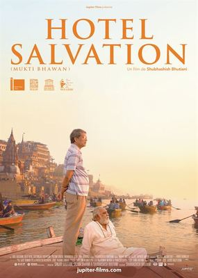 image de couverture de Soirée/débat autour   du film  : Hotel Salvation