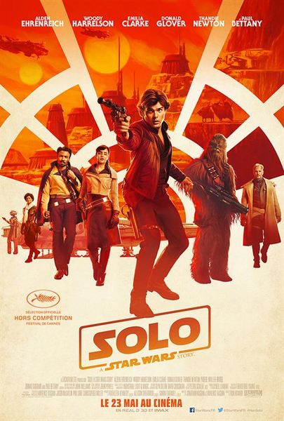 image de couverture de Solo : A star wars story