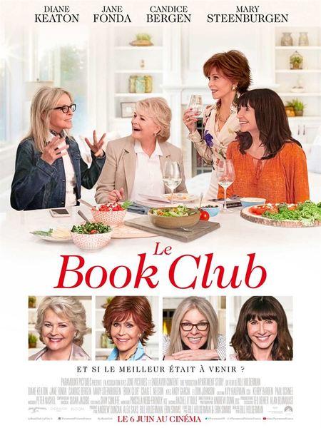 Le book club affiche