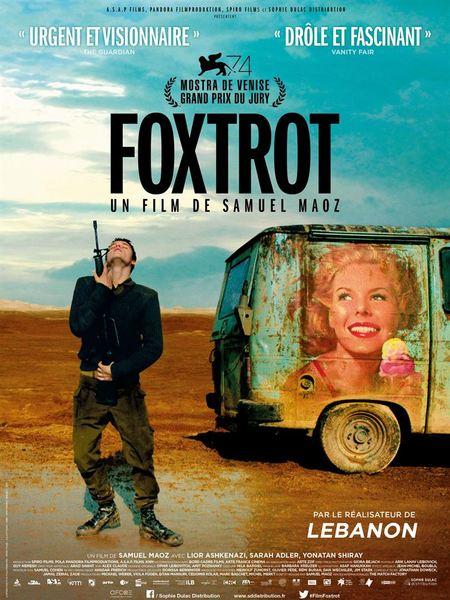 Foxtrot affiche