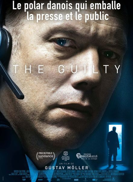 The guilty affiche