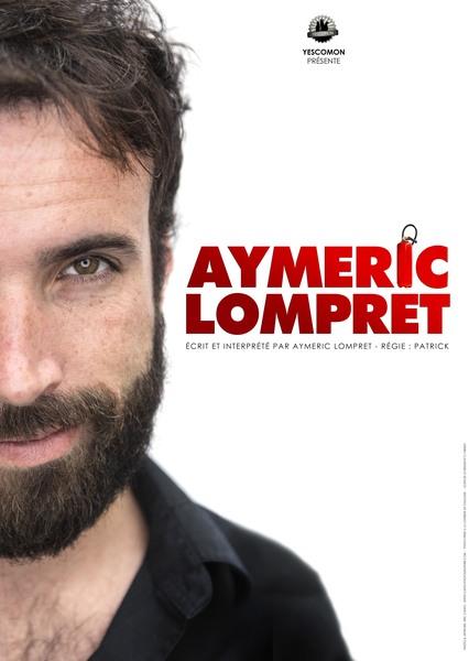 Aymeric lompret   impression affiche
