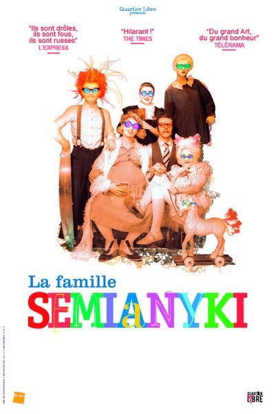 3 famille semianyki